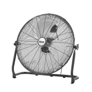 20 Inch Industrial Floor Fan - Black