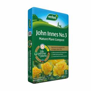 Westland John Innes Number 3 Mature Plant Compost - 35L