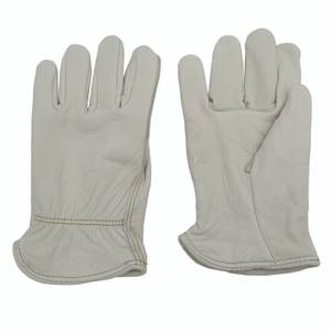 Big Mike by StoneBreaker Leather Driver Gloves - Medium