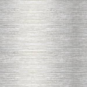 Holden Decor Arlo Plain Embossed Metallic Grey Wallpaper