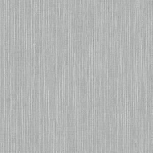 Grandeco Quartz Plain Grey Wallpaper