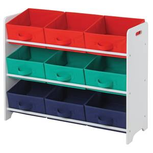 Kids Cube 3x3 Unit with 9 Inserts
