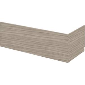Balterley Rio 1800mm Bath Front Panel - Driftwood