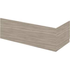 Balterley Rio 750mm Bath End Panel - Driftwood