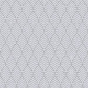 Superfresco Easy Bercy Silver & Grey Wallpaper