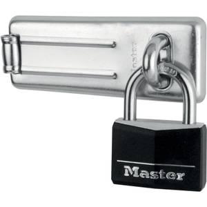 Master Lock Padlock and Hasp Set - 50mm