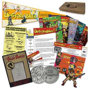"""Fallout """"The Unstoppables"""" Limited Edition Collectors' Box"""