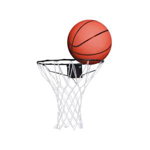 Charles Bentley Basketball Ring Hoop and Ball Set