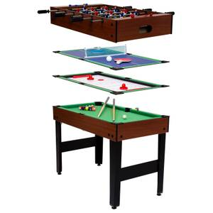 Charles Bentley 4 In 1 Multi Sports Games Table