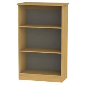 Siena Bookcase - Modern Oak