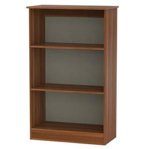 Siena Bookcase - Noche Walnut