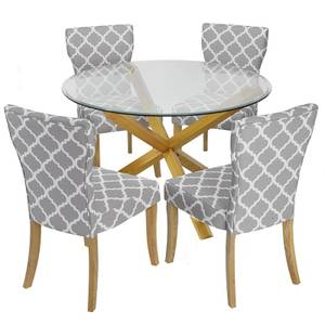 Oporto 4 Seater Dining Set