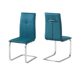 Opus Dining Chair - Set of 2 - Teal