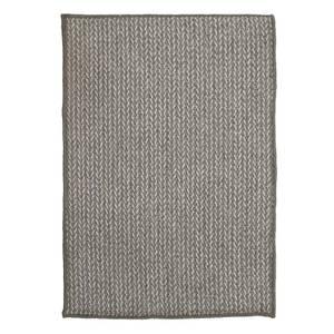 Eco Woven Rug - Grey