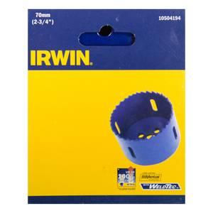 IRWIN Bi-Metal Hole Saw - 70 mm