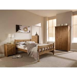 Pine Havana Kingsize Bed