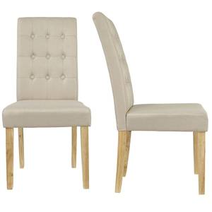 Roma Dining Chair - Beige