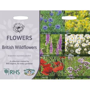 RHS British Wild Flowers Collection