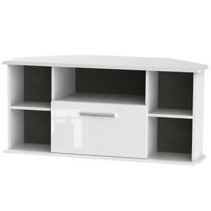 Kensington Corner TV Unit - White