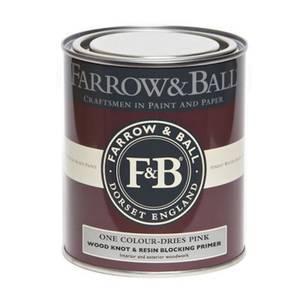 Farrow and Ball Wood Knot & Resin Blocking Primer - 750ml