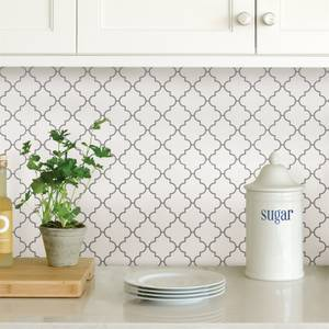 Quatrefoil Peel & Stick Self Adhesive Wall Tiles