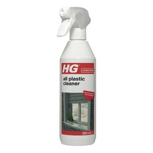 HG Intensive Plastic Cleaner 500ml