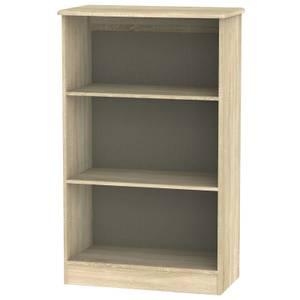 Kensington Bookcase - Bardolino Light Oak