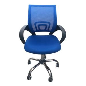 Tate Mesh Back Office Chair - Blue