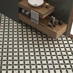 Lanister Ivory Wall & Floor Tile - 330 x 330mm