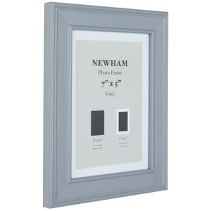 Newham Picture Frame 7 x 5 - Grey