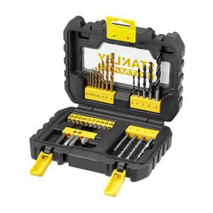 STANLEY FATMAX 31 Piece Drilling and Driving Set (STA88540-XJ)