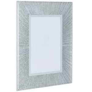 Glitter Picture Frame 6 x 4 - Silver