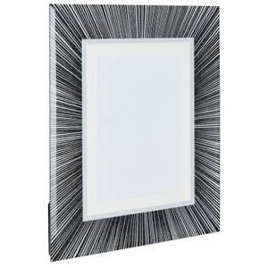 Glitter Picture Frame 7 x 5 - Black
