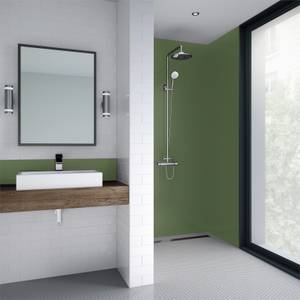 Wetwall Olive Grove Gloss - 900mm - Acrylic