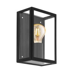 Eglo Alamonte 1 Outdoor Wall Light - Black