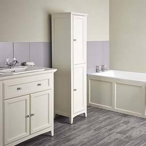 Bathstore Savoy Old English 400mm Tall Floorstanding Cabinet