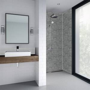 Wetwall Modern Stone - 590mm Tongue & Groove - Laminate