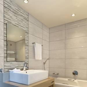 Kendal Grey Wall Tile - 25x40