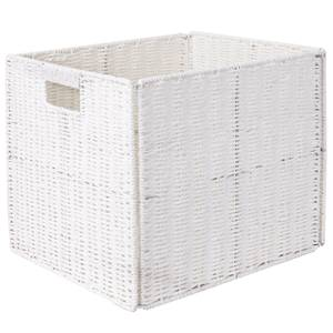 Clever Cube Woven Insert - White