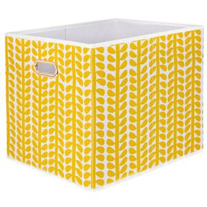 Clever Cube Vine Pattern Insert - Ochre