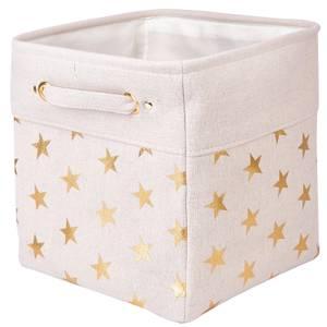 Compact Cube Insert - Gold Stars