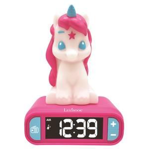 Unicorn Night Light Radio Alarm Clock
