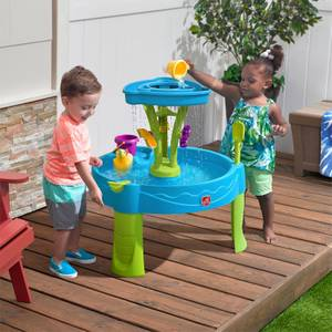 Step2 Summer Showers Splash Tower Table