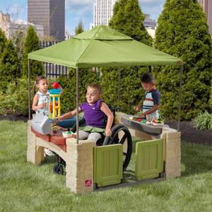 Step2 All Around Playtime Patio & Canopy