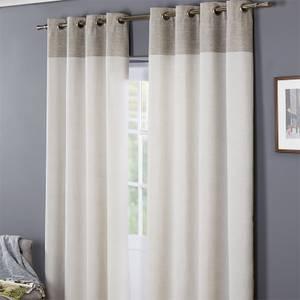 Oslo 100% Cotton Eyelet Curtains 66 x 72 - Grey