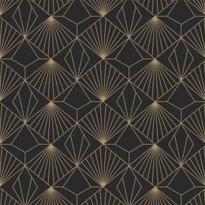 Sublime Diamond Black Wallpaper