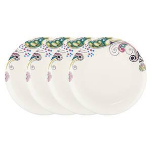 Denby Monsoon Cosmic Salad Plates - 4 Piece Set