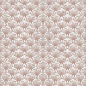 Superfresco Easy Gatsby Beige & Rose Gold Wallpaper
