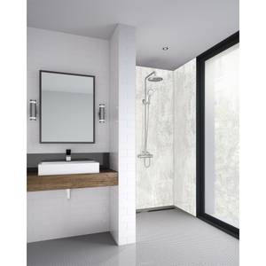 Wetwall Light Stone 2 Sided Kit - Laminate