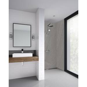 Wetwall Rossano Sand 3 Sided Kit - Laminate